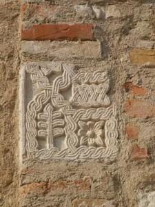 Lacerti decorazione Duomo di Belluno